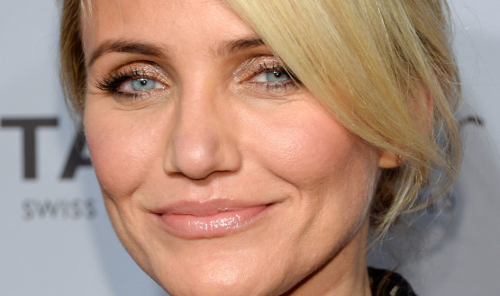 Actress Cameron Diaz attends the Tag Heuer flagship store opening on Tuesday, Jan. 28, 2014 in New York. (Photo by Evan Agostini/Invision/AP)